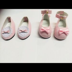 Other - Set of Doll Shoes and Socks